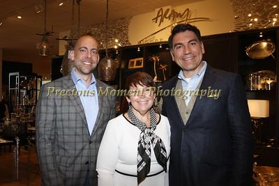 IMG_9417  Daniel Lubner, Lori  Mutobaya & Michael Aram