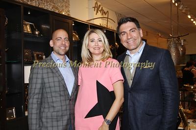 IMG_9409 Daniel & Cathy Lubner with Michael Aram