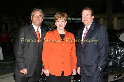 Bobby Wunderlich,Patti Hamilton & Chuck Schumacher