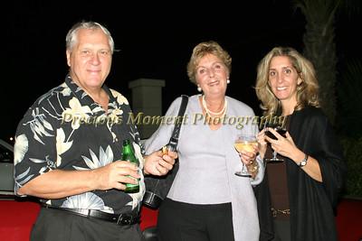 Frank, Lucille & Lauren Mennella