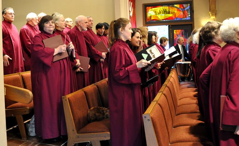 Chancel Choir of St. John's Episcopal Church