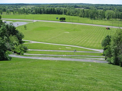 Hill Cumorah - view from the top