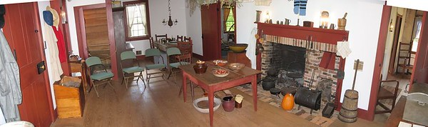 Joseph Smith home - the inside