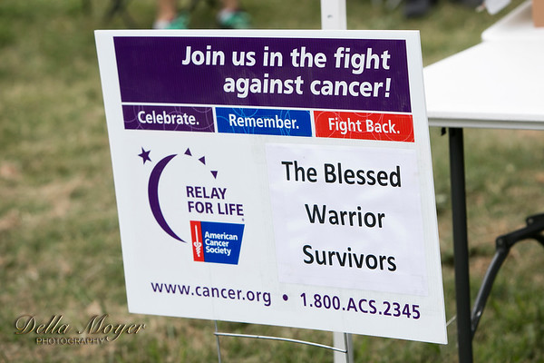 2018 Gray County Relay for Life
