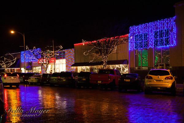 Pampa Christmas Lights 2016