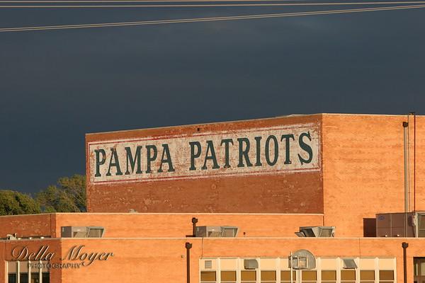 Robert E Lee/Pampa Jr High