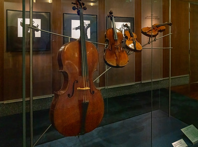 Instruments by Antonio Stradivari and Nicolo Amati