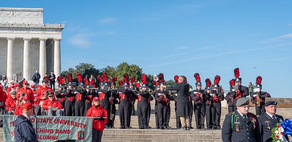 Huntington North HS Band
