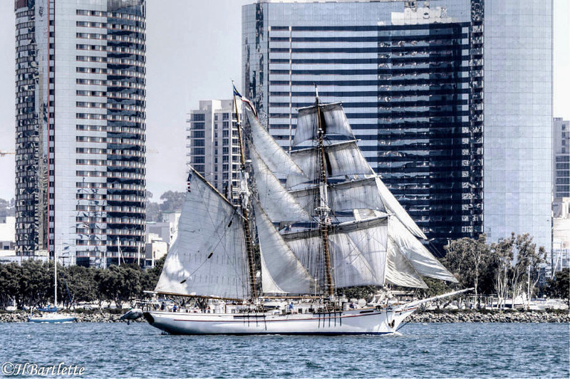 Tall Ship, San Diego