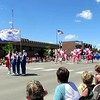"""KMS Marching Band in Alexandria, MN 6/26/16 <br /> <a href=""""https://youtu.be/1CTrj0ZTRGw"""">https://youtu.be/1CTrj0ZTRGw</a>"""