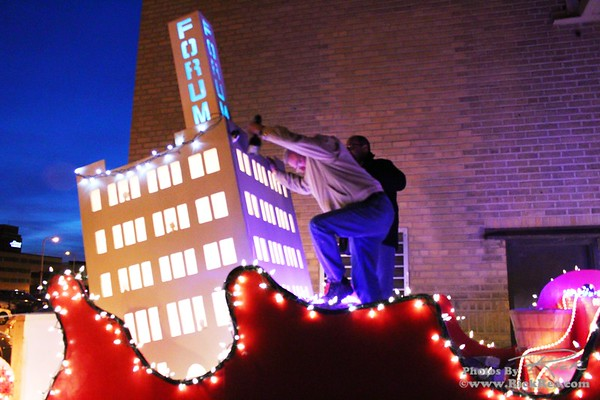 2012 Fargo Moorhead Holiday Parade