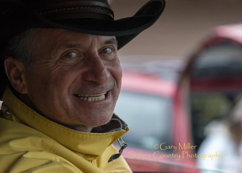Image taken at the 2012 Sisters Oregon Christmas Parade on February 24, 2012 - Gary N. Miller - Sisters Country Photography