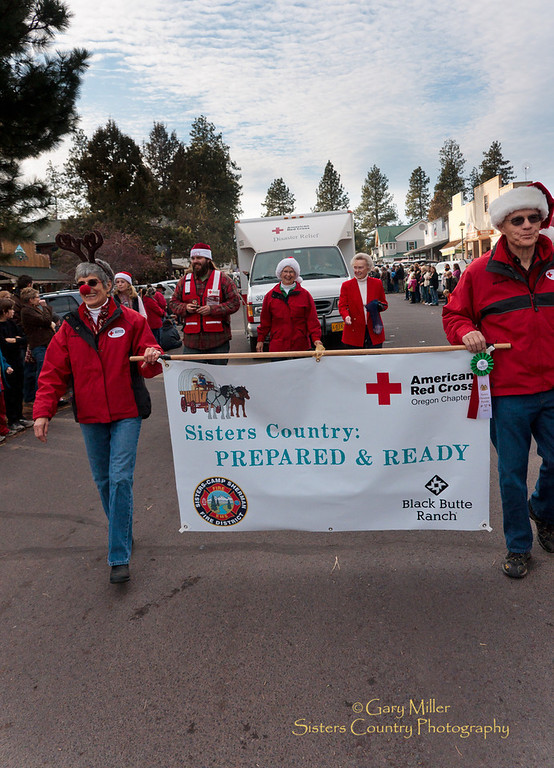 2011 Sisters Christmas Parade - Sisters, OR - Photo by Gary N. Miller - Sisters Country Photography