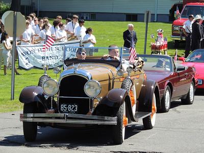 2013 Avon CT Memorial Day parade