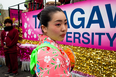 Japanese (Taiko) Drumming by Takagawa University