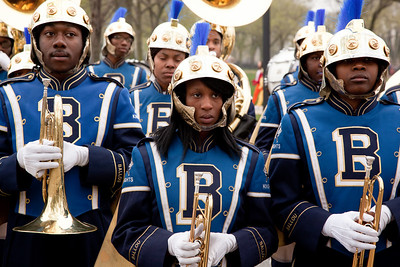 Ballou High School (Washington DC) Marching Band