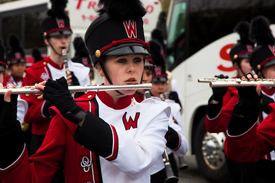 Warrensburg High School Tigers Band, Missouri