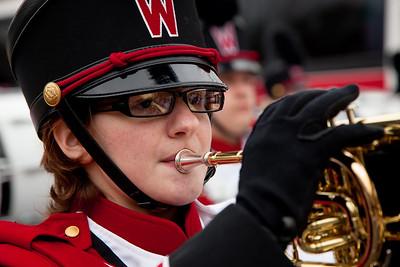 Warrensburg High School Tigers Band, Missouri