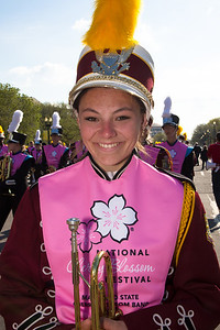 MARYLAND STATE NATIONAL CHERRY BLOSSOM FESTIVAL PARADE BAND