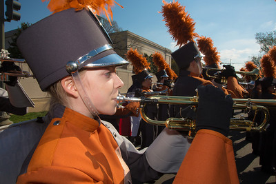 Westwood High School Warrior Marching Band from Austin Texas