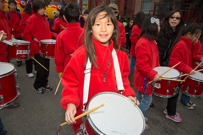 Cheryl (age 10) from the Tecru Chinese School