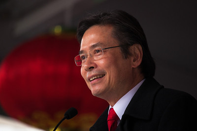 King Pu-Tsung, Taiwan de facto ambassador to the US
