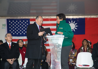 Wally Lee, Muriel Bowser