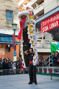 DC Chinese New Year's Parade
