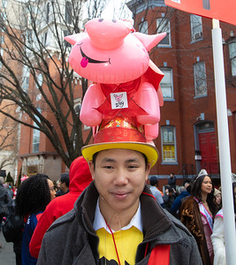 Washington D.C. Chinese Lunar New Year Parade