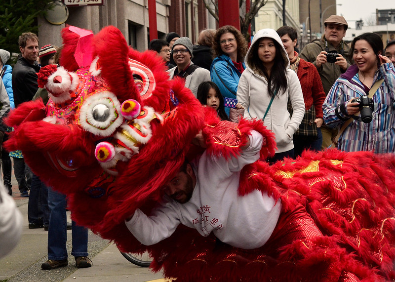 Chinese New Year 2013 - The Year of the Dragon, Victoria BC