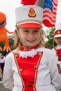 Småbispan - Bispehaugen Skolekorps Musician Band - Trondheim, Norway Louise Bjoerneviktho (age 7)