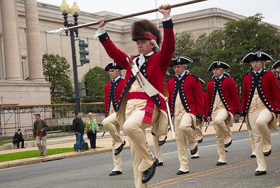 The Old Guard Fife and Drum Corps is the only unit of its kind in the armed forces, and is part of the 3rd U.S. Infantry Regiment (The Old Guard). The Fife and Drum Corps is stationed at Fort Myer, VA.