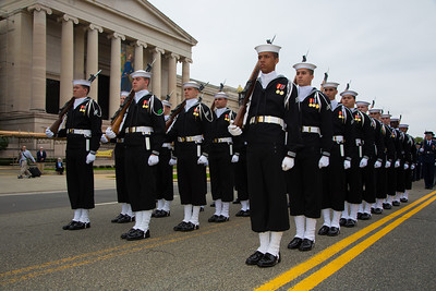 U.S. Navy Ceremonial Guard