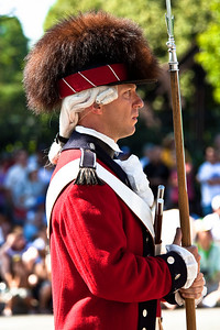 The United States Army Old Guard Fife and Drum Corps (3rd U.S. Infantry)