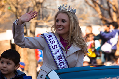 Kristyn Admire, Miss Virginia International 2012