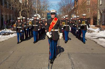 Quantico Marine Base Band