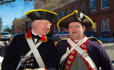 Jim Garner  Gunner,   John McConnell  Sgt  lst Va Regiment Artillery