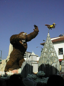 Rose Parade, Pasadena, California, 1999