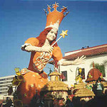 Rose Parade, Pasadena, California, 1999