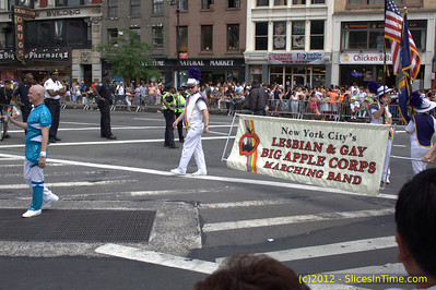 LGBT Pride March 2012 - New York City