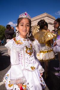 Diablada Boliviana, Bolivian dance group Adamaris (age 5)