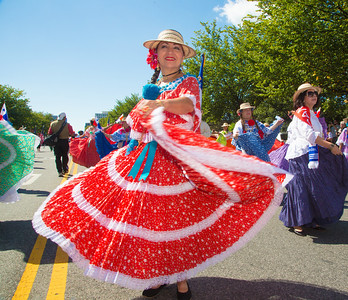 Grupo Folklorico de Panama en Washington D.C
