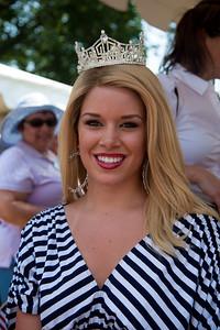 Miss America 2011 Teresa Scanlan