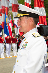 Admiral Mark Ferguson serves as the 37th Vice Chief of Naval Operations.