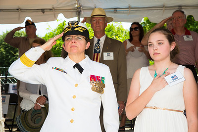 Rear Admiral (lower half) Margaret Kibben is a Presbyterian minister currently serving as both the 18th Chaplain of the United States Marine Corps (CHMC) and the Deputy Chief of Chaplains of the United States Navy. Ms. Lindsay Kibben