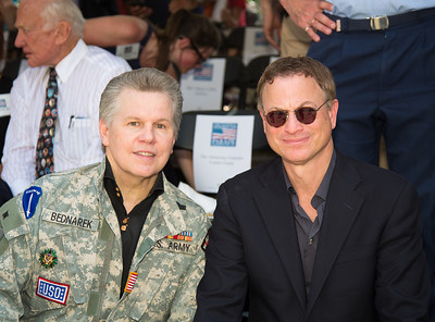 Gary Sinise  Best known for his role as Lt. Dan in Forrest Gump and his starring role during CSI: New York's nine-season run. His band, the Lt. Dan Band, has also played for American service members around the world.