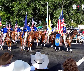 Oregon Mounted Governor's Guard
