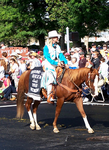 1996 Pendleton Round-up  Queen Jodi