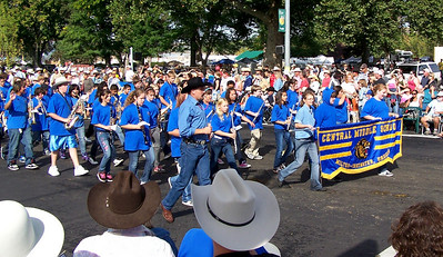 Milton Freewater Middle School Marching Band