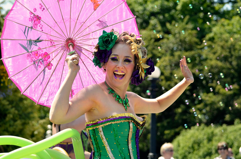 Pride Parade 2012 July 8, 2012